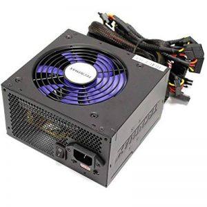 220VAC alimentation 600W ATX EPS12V PC silencieux - Cablematic de la marque Cablematic image 0 produit