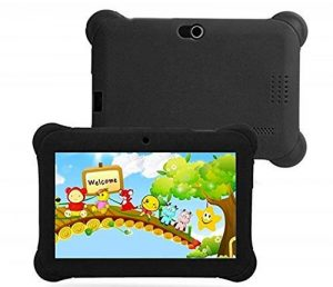 7 Pouces Nice Kids Tablet PC Android 4.4 Plus Couleur Quad Core installé Cadeaux pour Enfants 7 Pouces Tablettes PC 8GB(Noir) de la marque XWJ image 0 produit