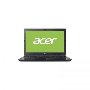 """Acer NX.GNTEF.003 Ultrabook 15,6"""" Noir (Intel Pentium, 4 Go de RAM, 1 to, HD Graphics 505, Windows 10 Home) Clavier Français AZERTY de la marque Acer image 0 produit"""