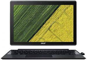 """Acer Switch 3 SW312-31-P5LN Tablette 2-en-1 12"""" FHD Tactile Noir (Intel Pentium, 4 Go de RAM, SSD 128 Go, Windows 10) de la marque Acer image 0 produit"""