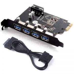 adaptateur pci usb3 TOP 0 image 0 produit