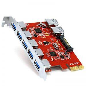 adaptateur pci usb3 TOP 3 image 0 produit