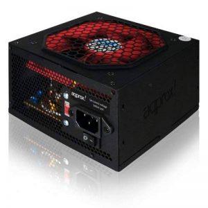 Approx OCZ Technology APP550PS Source d'alimentation 550W, 115-230V, 47-63Hz, 120mm, actif, 20+ 4broches ATX Noir de la marque Approx image 0 produit