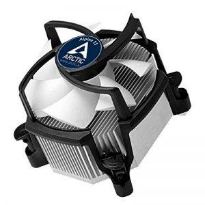 ARCTIC - Alpine 11 - 92 mm PWM Ventilateur CPU Silencieux | Refroidisseur à Bruit Faible | Facile à Installer | Breveté | Compatible avec prises Intel de la marque ARCTIC image 0 produit