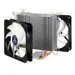 Arctic Freezer 33 Plus - Ventilateur processeur I Refroidisseur de processeur I Radiateur multicompatible pour processeur jusqu'à 200W TDP Intel e AMD I Installation Facile - Silencieux de la marque ARCTIC image 1 produit