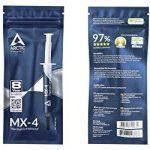 ARCTIC MX-4 - Pte thermique pour processeur CPU et GPU | Conductivité thermique optimale | Non corrosive | Non conductive | Facile à appliquer - 4g de la marque ARCTIC image 1 produit