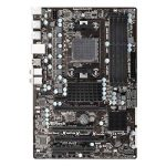 Asrock 970 PRO3 R2.0 Carte mère socket AM3+, ATX, AMD 970, DDR3, 6 x SATA III, HDMI, 4 ports USB 3.0 de la marque ASRock image 1 produit
