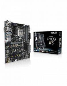 Asus P10S-WS Carte Mère Intel C236 ATX Socket 1151 de la marque Asus image 0 produit