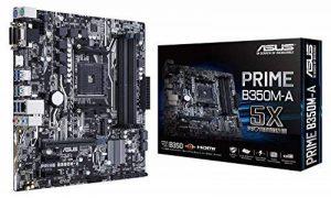 Asus PRIME B350M-A/CSM Carte mère AMD Socket AM4 de la marque Asus image 0 produit