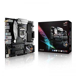 Asus ROG Strix mATX z270g Gaming Carte mère, Noir de la marque Asus image 0 produit