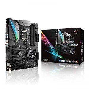 ASUS ROG Strix Z270 F Gaming Carte mère, Socket 1151 ATX, Aura Sync, Dual M.2, USB 3.1 Type C de la marque Asus image 0 produit