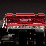 Ballistix Sport LT BLS4G4D240FSE 4Go (DDR4, 2400 MT/s, PC4-19200, SR x8, DIMM, 288-Pin) Mémoire - Rouge de la marque Ballistix image 4 produit