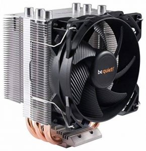 be quiet! Pure Rock Slim BK008 Ventilateur de processeur PC de la marque Be quiet! image 0 produit