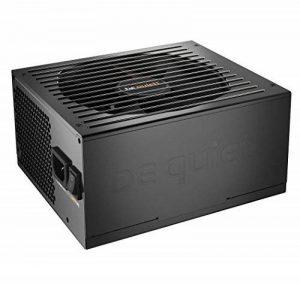 Be quiet! Straight Power 11 550W ATX Noir Unité d'alimentation d'énergie - Unités d'alimentation d'énergie (550 W, 100-240, 600 W, 50-60, Actif, 130 W) de la marque Be quiet! image 0 produit
