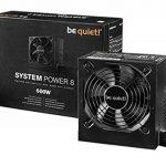 be quiet! System Power 8 Alimentation PC 600W Noir de la marque Be quiet! image 2 produit
