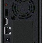 Buffalo Link Station 220Système NAS (1x Gigabit RAID 0/1, SATA) Leergehäuse noir de la marque Buffalo Technology Deutschland image 1 produit