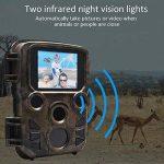 Caméra de chasse, 2018 New Mini étanche HD Wildlife Trail caméra, 5 méga pixels caméra numérique infrarouge caché Sports motion caméra H501 de la marque Greencolorful image 4 produit