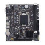 Carte mère, VGA Sortie d'affichage intégré Carte Graphique Intel B75 DDR3 DIMM Mainboard LGA1155 Double Canal mémoire, pour Ordinateur de Bureau Accessoires de la marque Bellaluee image 4 produit