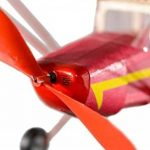 Cessna bande 140 en caoutchouc alimenté Kit bois de balsa Aircraft de la marque Thorness image 2 produit