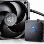 Cooler Master RL-S12V-24PK-R2 Seidon 120V Ver. 2 Kit de watercooling 120mm Radiator, 120mm Ventilateur Silencio FP, Indicator LED Bleu de la marque Cooler Master image 1 produit