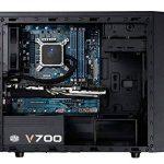 Cooler Master RL-S12V-24PK-R2 Seidon 120V Ver. 2 Kit de watercooling 120mm Radiator, 120mm Ventilateur Silencio FP, Indicator LED Bleu de la marque Cooler Master image 4 produit