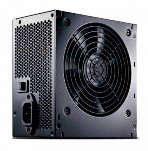 Cooler Master RS-600-ACAB-M4 Alimentation ATX 600W, ventilateur unique, 12cm, Noir de la marque Cooler Master image 0 produit