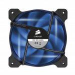 Corsair AF120 LED Quiet Edition 120mm Haut Débit LED Ventilateur de Boitier (Dual Pack) Bleu de la marque Corsair image 1 produit