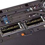 Corsair CMSO8GX4M1A2133C15 Value Select 8GB (1x8GB) DDR4 2133Mhz CL15, Noir de la marque Corsair image 4 produit