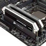 Corsair Dominator Platinum DDR4 32Go (2x16Go) 2666MHz C15 XMP 2.0 Kit de Mémoire Haute Performance de la marque Corsair image 4 produit
