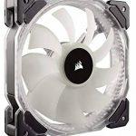 Corsair HD120 RGB LED 120mm PWM Ventilateur de Boitier (Single Pack) de la marque Corsair image 2 produit