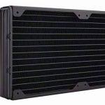 Corsair Hydro H100i v2 Refroidisseur Liquide (Deux SP120 PWM Ventilateur, All-in-One Liquid CPU Cooler) Noir de la marque Corsair image 4 produit