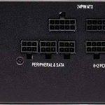 Corsair RM550x Alimentation PC (Modulaire Complet, 550 Watt, 80 PLUS Gold) Noir de la marque Corsair image 1 produit