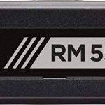Corsair RM550x Alimentation PC (Modulaire Complet, 550 Watt, 80 PLUS Gold) Noir de la marque Corsair image 3 produit