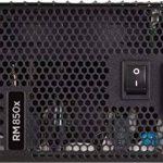 Corsair RM850x Alimentation PC (Modulaire Complet, 850 Watt, 80 PLUS Gold) Noir de la marque Corsair image 3 produit