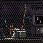Corsair TX650M Alimentation PC (Semi-Modulaire, 80 PLUS Gold, 650 Watt, EU) de la marque Corsair image 2 produit