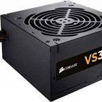 Corsair VS350 Alimentation PC (80 PLUS, 350 Watt, EU) de la marque Corsair image 1 produit