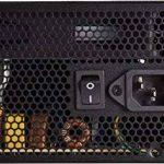 Corsair VS550 Alimentation (550 watts, Active PFC, certifiée 80 PLUS White) Noir de la marque Corsair image 2 produit