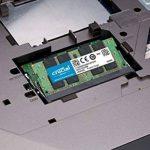 Crucial CT16G4SFD824A 16Go (DDR4, 2400 MT/s, PC4-19200, DR x8, SODIMM, 260-Pin) Mémoire de la marque Crucial image 4 produit
