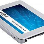 Crucial CT240BX300SSD1 SSD Interne BX300 (240Go, 3D NAND, SATA, 2,5 Pouces) de la marque Crucial image 1 produit