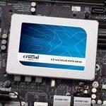 Crucial CT240BX300SSD1 SSD Interne BX300 (240Go, 3D NAND, SATA, 2,5 Pouces) de la marque Crucial image 4 produit