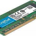 Crucial CT2C4G3S160BMCEU 8Go Kit (4Gox2) (DDR3, 1600 MT/s, PC3-12800, SODIMM, 204-Pin) Mémoire pour Mac de la marque Crucial image 2 produit