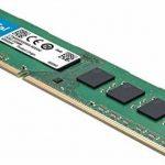 Crucial CT51264BD160B 4Go (DDR3L, 1600 MT/s, PC3L-12800, DIMM, 240-Pin) Mémoire de la marque Crucial image 2 produit