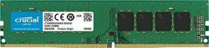Crucial CT8G4DFS824A 8Go (DDR4, 2400 MT/s, PC4-19200, SR x8, DIMM, 288-Pin) Mémoire de la marque Crucial image 0 produit