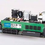 Crucial CT8G4DFS824A 8Go (DDR4, 2400 MT/s, PC4-19200, SR x8, DIMM, 288-Pin) Mémoire de la marque Crucial image 3 produit