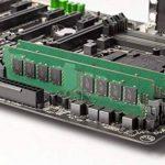 Crucial CT8G4DFS824A 8Go (DDR4, 2400 MT/s, PC4-19200, SR x8, DIMM, 288-Pin) Mémoire de la marque Crucial image 4 produit