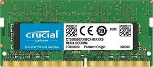 Crucial CT8G4S24AM 8Go DDR4 2400 MT/s (PC4-19200) SR x8 Unbuffered SODIMM 260-Pin Mémoire pour Mac de la marque Crucial image 0 produit