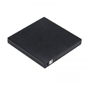 Culater® Ordinateur portable USB IDE portable CD DVD RW Graveur Lecteur ROM Boîtier externe de la marque Culater® image 0 produit
