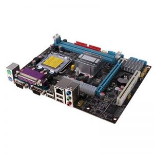D DOLITY P45-771 Carte Mère Micro-ATX DDR3 CPU A771 Carte Son Intégrée ALC661, Carte Son HD 5.1 Canaux Pour Ordinateur Bureau Ou Maison de la marque D DOLITY image 0 produit