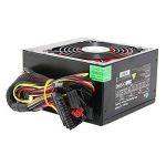 de commutation d'alimentation PSU 750W ATX avec ventilateur 12cm rouge silencieux / pour ordinateur PC / iCHOOSE de la marque iChoose Limited image 2 produit