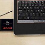 Disque SSD Sata III SanDisk Ultra 3D 500 Go, 2,5 pouces avec une vitesse de lecture allant jusqu'à 560 Mo/s (SDSSDH3-500G-G25) de la marque SanDisk image 1 produit